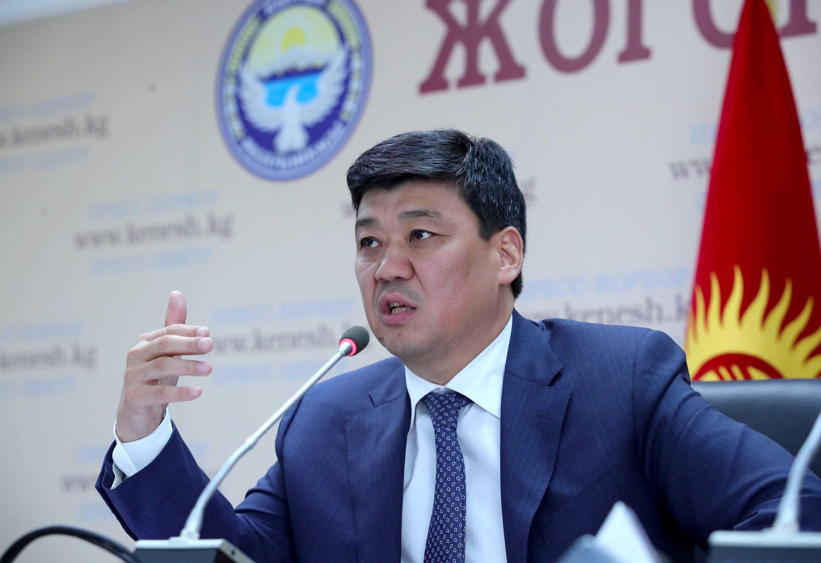 Депутат Төрөбаев: Парламенттин иштөө мөөнөтүн 3 жылга кыскартып, депутаттардын 30уна гана айлык берүү керек