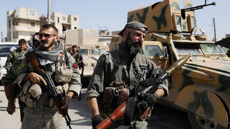Күрд кошуундары Сириянын түндүгүндөгү аймактан чыгып кетет