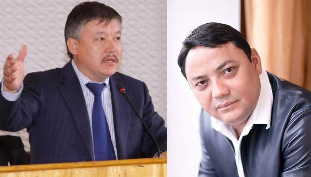 Келдибеков: Матраимовду балама өкүл ата койгонум үчүн сыймактанам