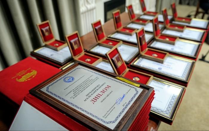 Айтматов атындагы Жаштар сыйлыгын ыйгаруу боюнча комиссиянын курамы бекитилди