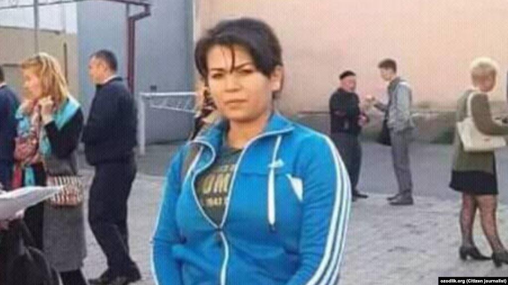 Өзбекстанда блогер милиция бөлүмүндө эркектердин көзүнчө чечиндиришкенине даттанды