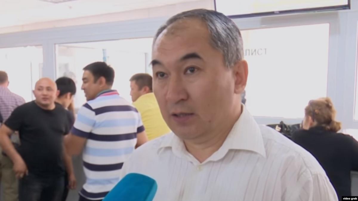 Жогорку сот автотранспортту каттоо департаментинин мурдагы башчысы Алмаматовду 12,5 жылга эркинен ажыратты