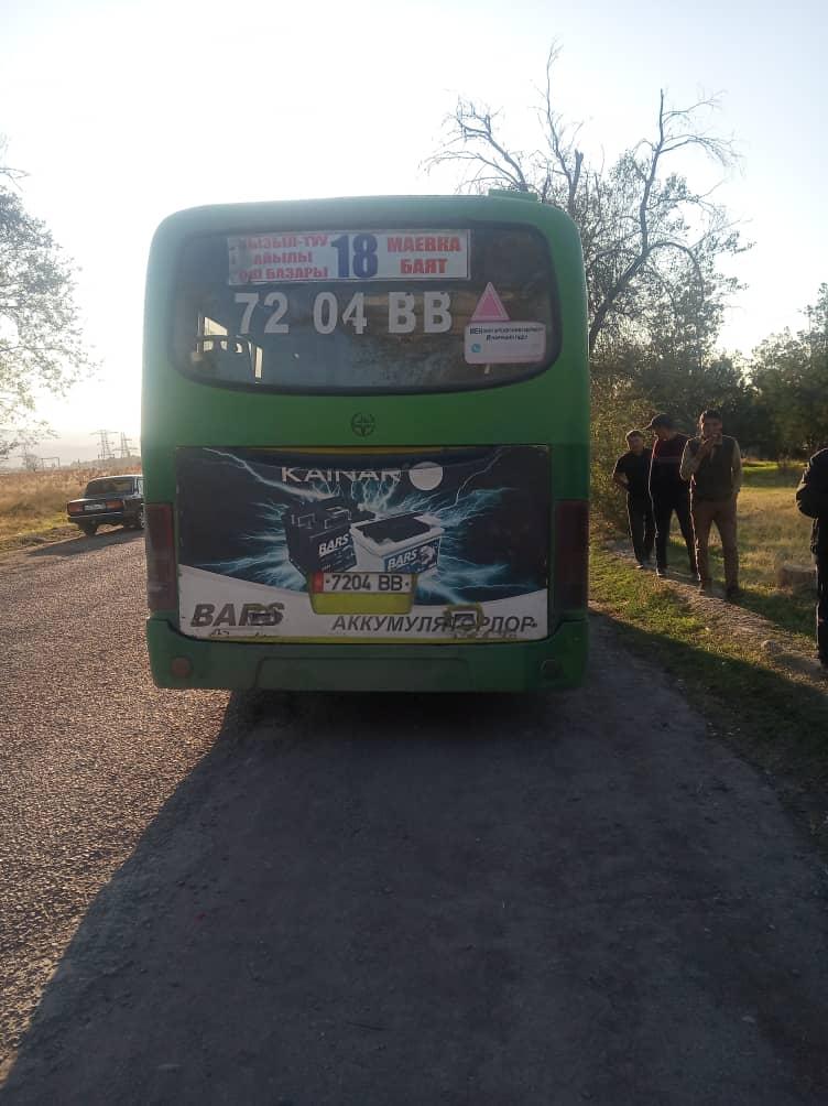 Окуучу кыпчылып каза болгон автобустун айдоочусу кармалды
