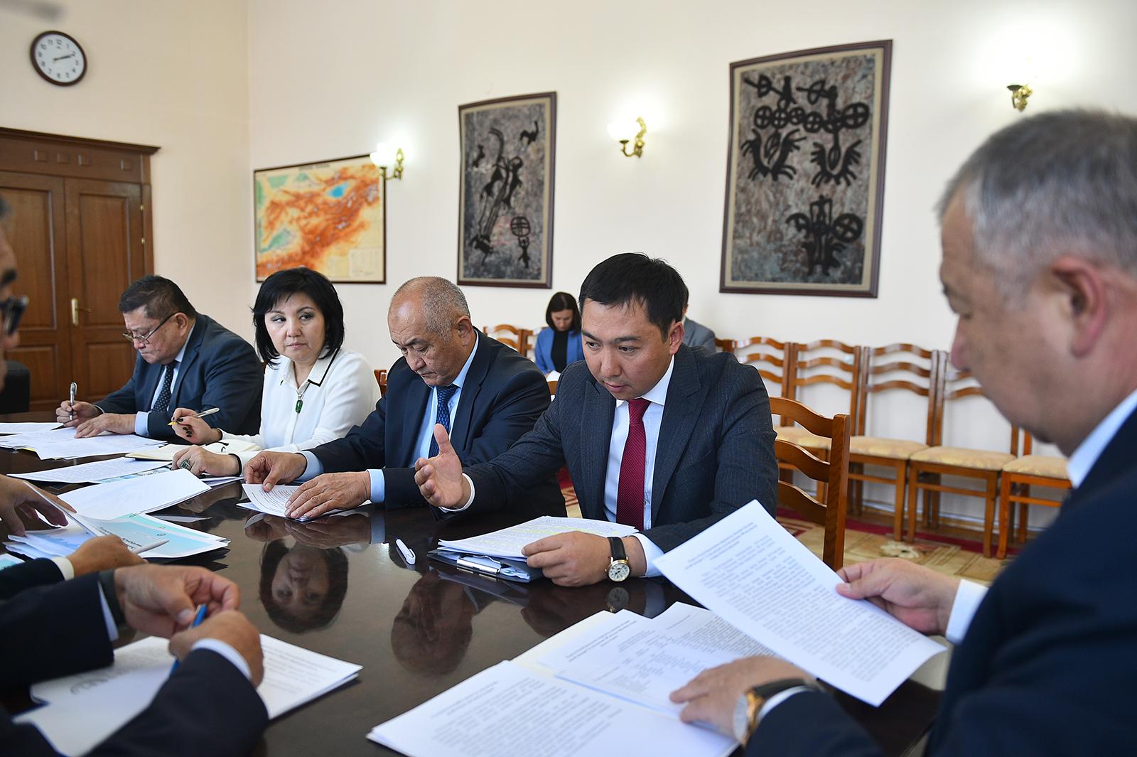 Маданият министри: Турдакун Усубалиевдин ысымы Чүй облусундагы чогулардын бирине ыйгарылат