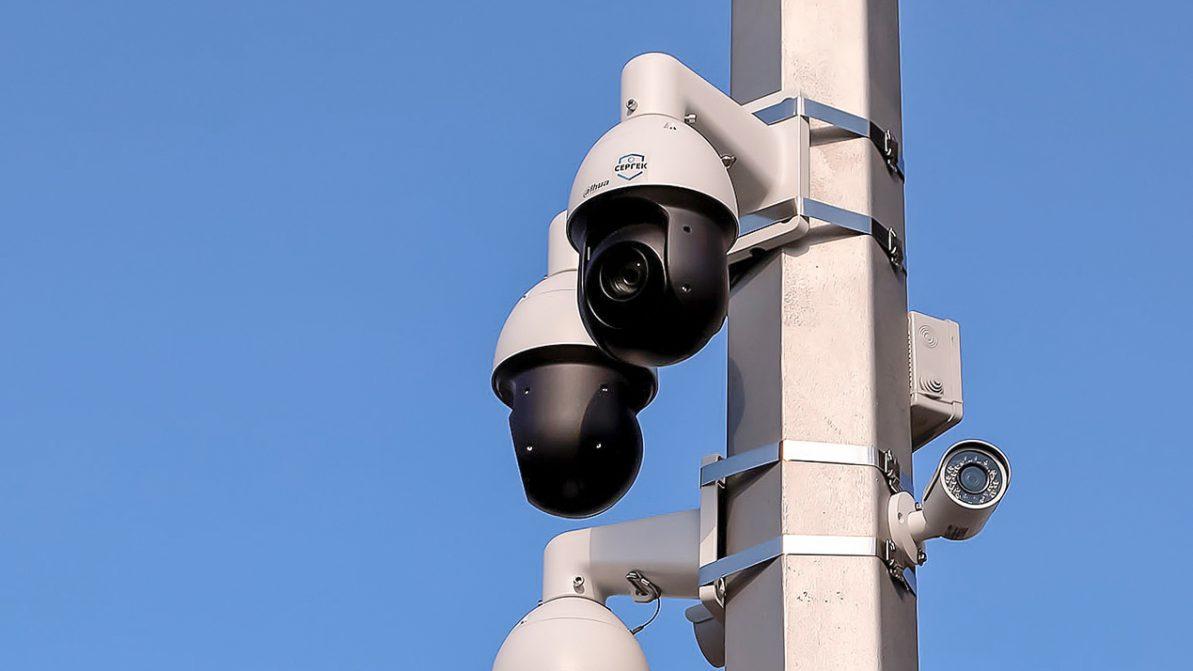 Бишкекте адамдын жүзүн тааный турган 60 видеокамера орнотулууда