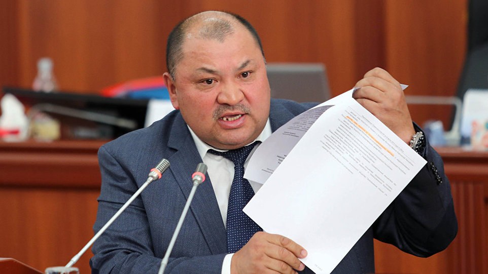 Кожобек Рыспаев профсоюз маселесин кайрадан көтөрдү