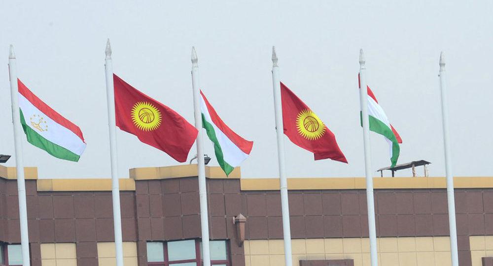 Кыргызстан менен Тажикстандын УКМК жетекчилери жолугушту
