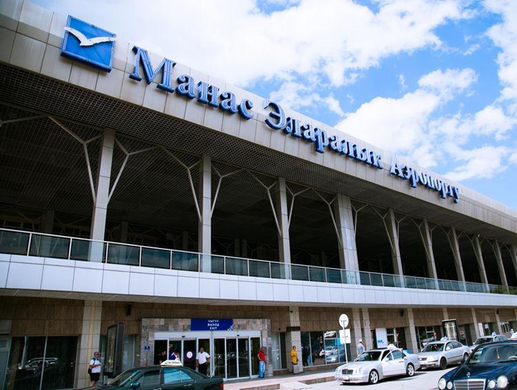 """""""Манас"""" аэропорту аркылуу учкан жүргүнчүлөрдүн саны өсүүдө"""