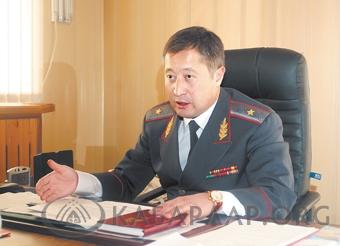 УКМК генерал-майор Талантбек Исаевге кылмыш ишин козгоду