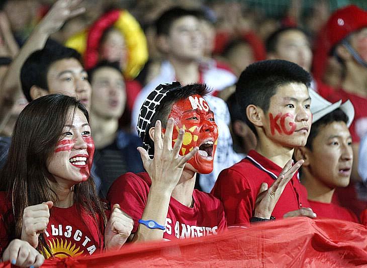 Кыргызстанда кийинки футбол оюндары күйөрмансыз өтүшү мүмкүн