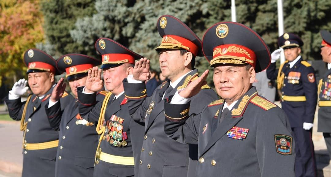 Бүгүн Кыргыз милициясынын түзүлгөнүнө 95 жыл болду