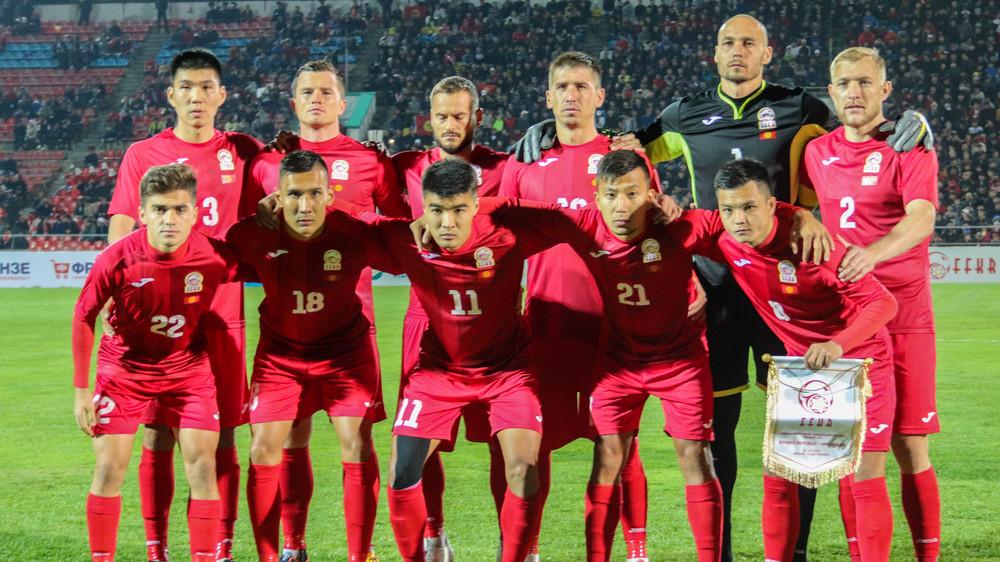 Футбол: Кыргызстан— Жапония беттешин арабиялык калыстар тейлейт