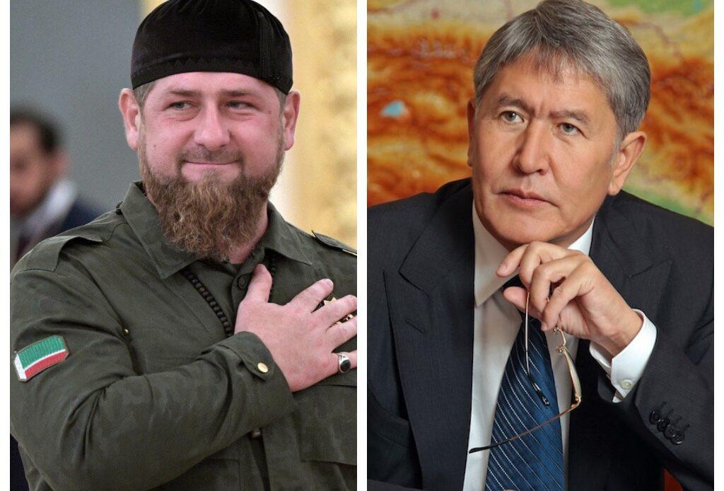 Атаханов Батукаевди бошотуунун артында Атамбаев менен Кадыров турганын айтты