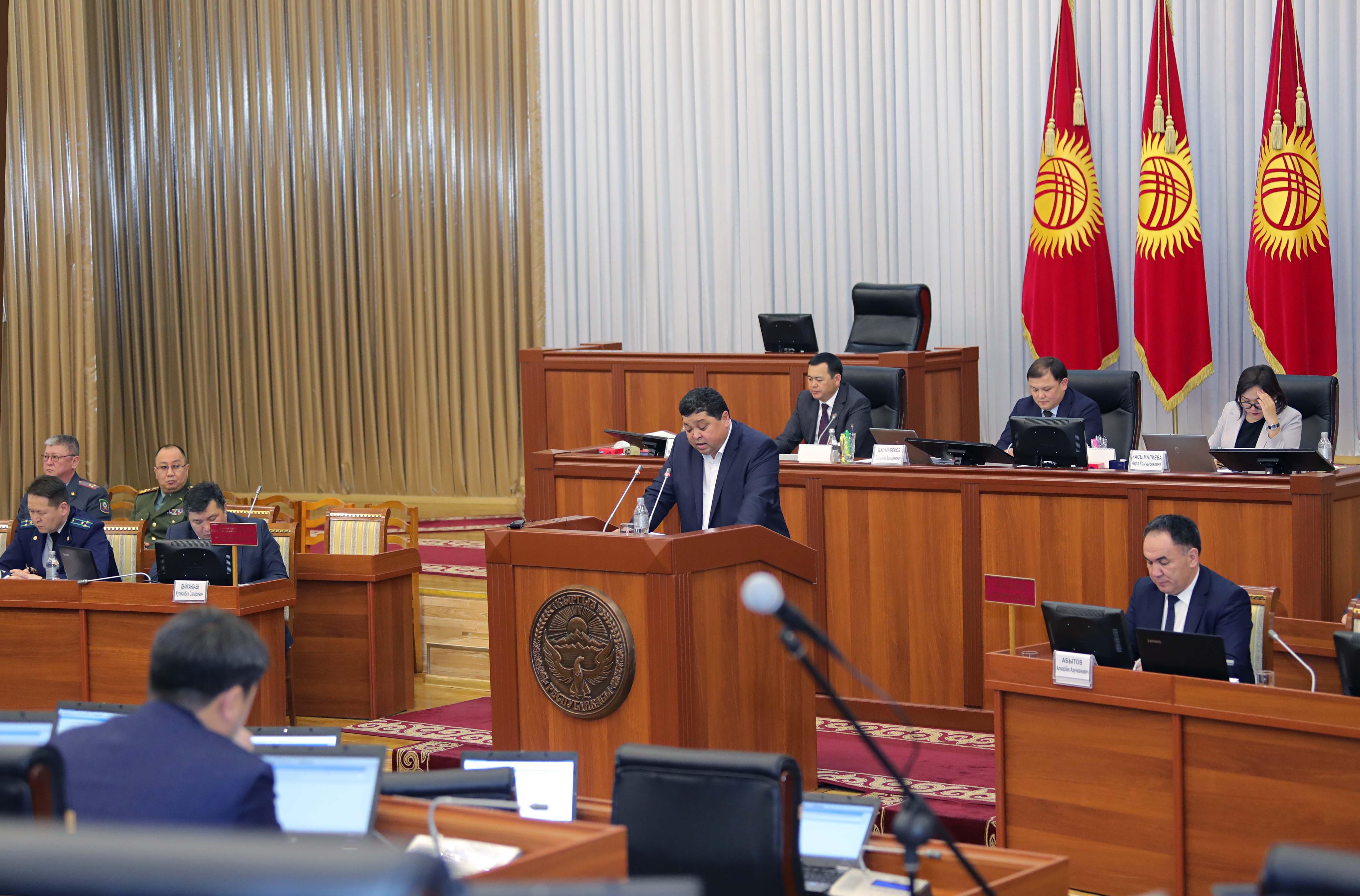 Мамкомиссия: Кой-Таш окуясында Атамбаев өлкөдөгү саясий кырдаалды курчутуу аракет жасаган