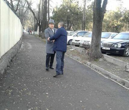 Алтынбек Сулайманов УКМКга суракка чакыртылды