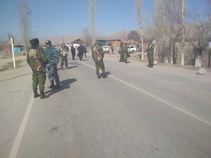 УКМК: Чагымчыл күчтөр кыргыз-тажик ортосундагы кырдаалды курчутууда