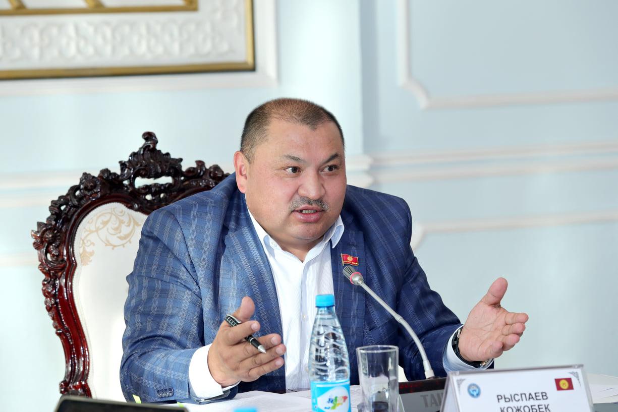 Кожобек Рыспаев: Энергетика тармагындагы көйгөйдү ачык айтып, чечүү керек
