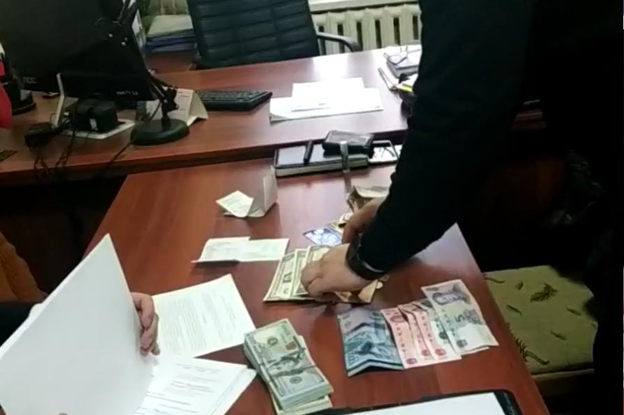 УКМК: 15 миң доллар пара берип жаткан чет өлкөнүн жараны кармалды