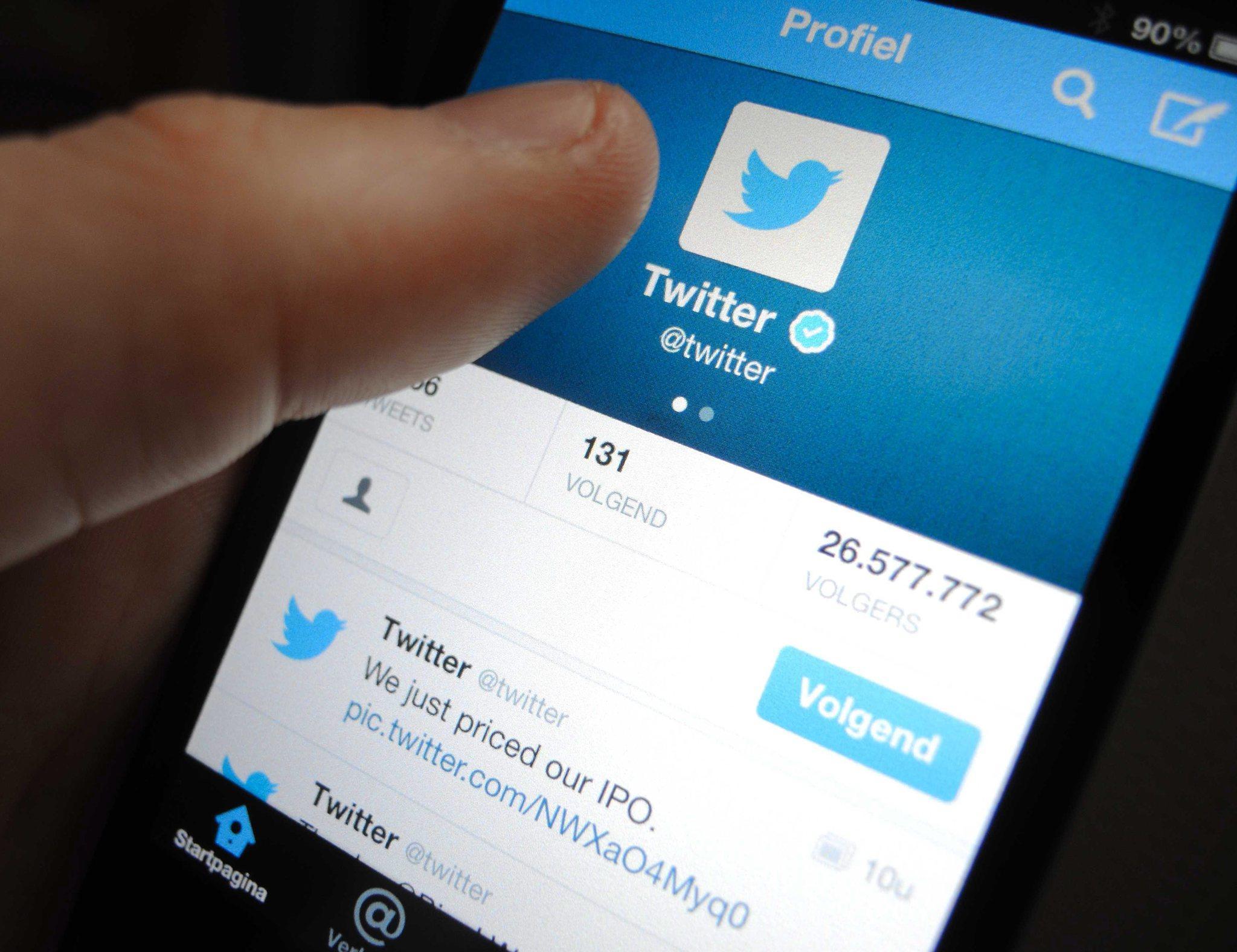 Эксперттер Twitter социалдык түйүнүнүн кирешеси азайганын айтышты