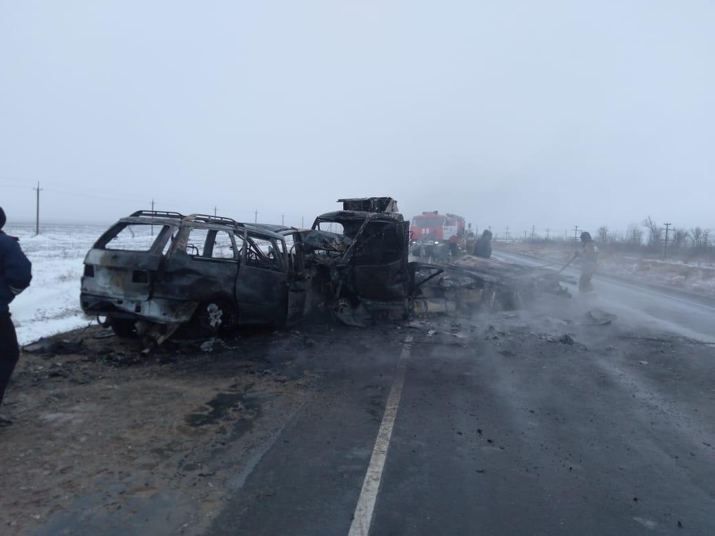 Оренбургдагы жол кырсыгынан каза болгондордун өздүгү такталды