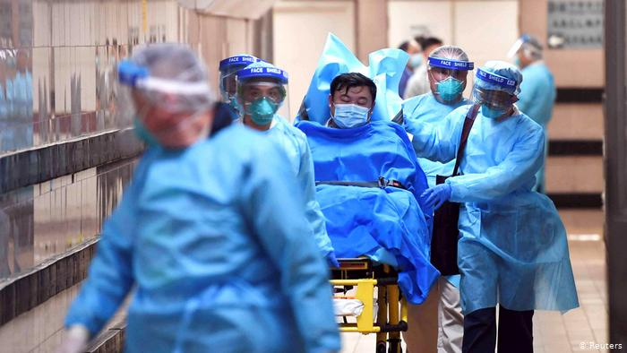 Кытайда коронавирусту жуктургандардын саны 7711ге жетти