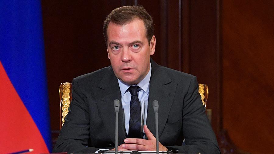 Орусиянын өкмөтү толугу менен отставкага кетти
