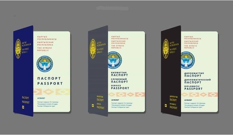 Биометрикалык паспортту даярдоо үчүн тендер жарыяланды