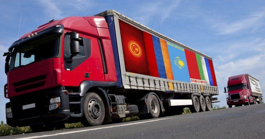 Кыргызстанга Кытайдан жыл сайын 2 миңдей жүк ташуучу унаа кирет