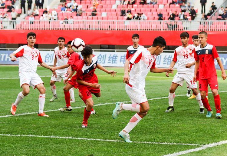ФИФА Кыргызстан — Мьянма беттешинен шек санап жатат