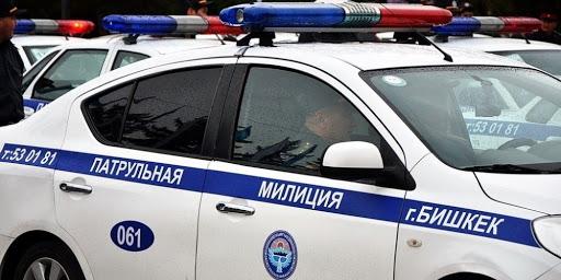 Бүгүн Бишкекте патрулдук милициянын унаасы жол кырсыгына кабылды