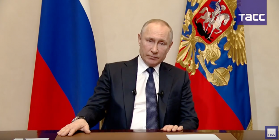 Путин коронавирустан улам Орусияда референдумду жылдырды