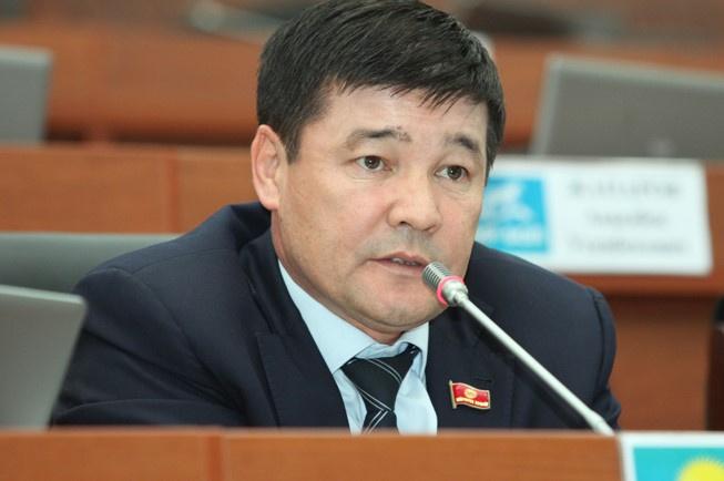 Депутат Масабиров: Дүйнөлүк көчмөндөр оюнунда «көкпар» эмес, «көк бөрү» негизги оюн болушу керек