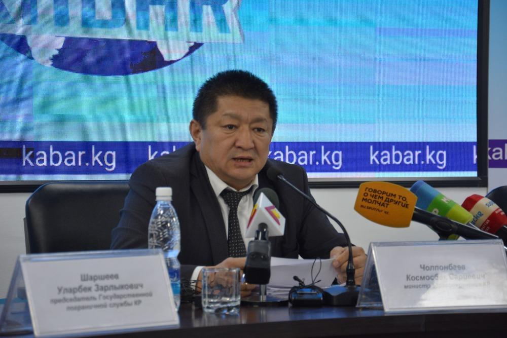 Космосбек Чолпонбаев: Коронавируска байланыштуу мектептер карантинге жабылбайт