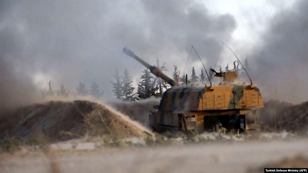 Түркия Сирия аскердик аба күчтөрүнүн эки учагын атып түшүрдү