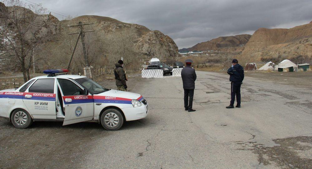 Нарын шаарына жана Ат-Башы районуна да өзгөчө абал киргизилди