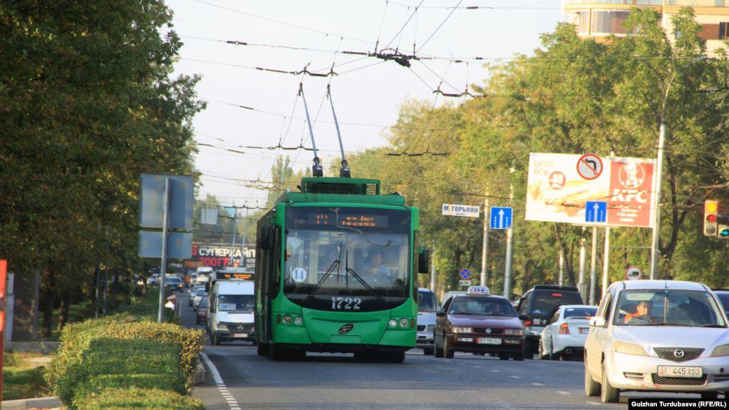 Штаб: Коомдук транспорт 11-майдан тартып иштейт