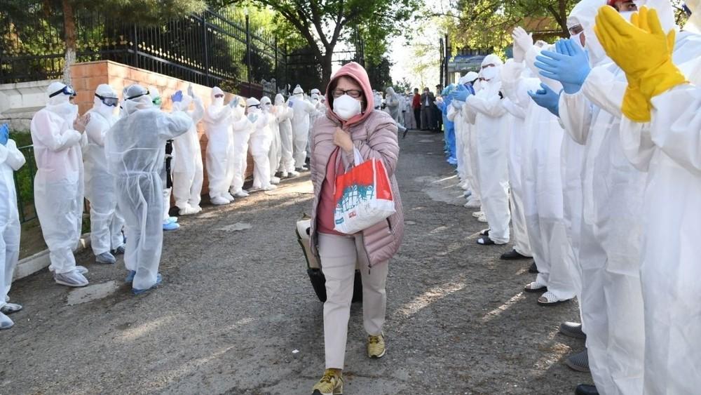 COVID-19. Бүгүнкү күндө Кыргызстанда 71 адам илдеттен айыкты