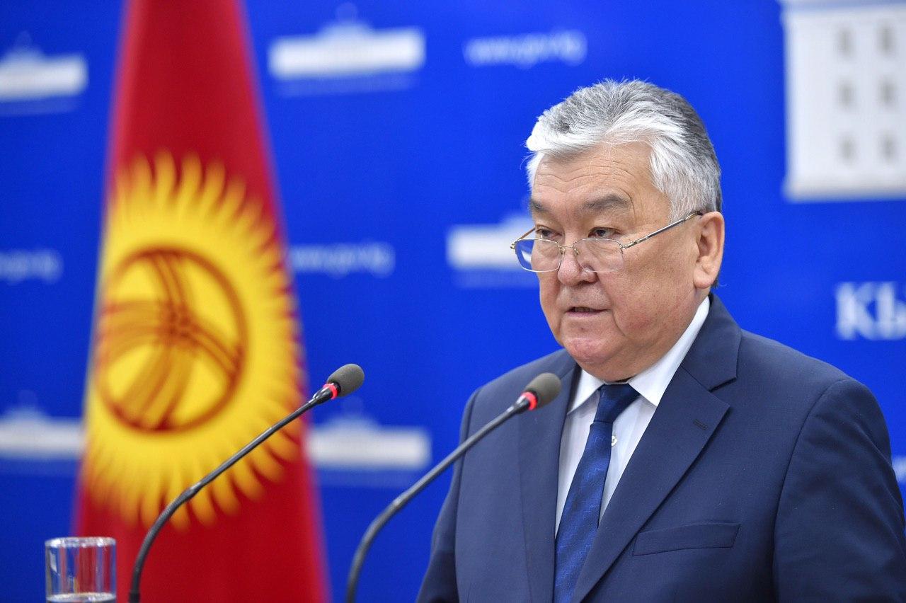 Министр: Новосибирсктен учуп келген 177 жарандын, бирөөсүндө коронавирус тастыкталды