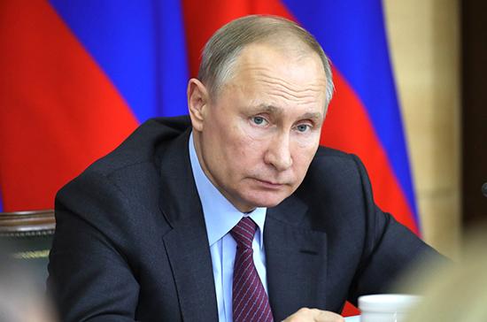 Путин Орусияда апрель айын толук карантин деп жарыялады