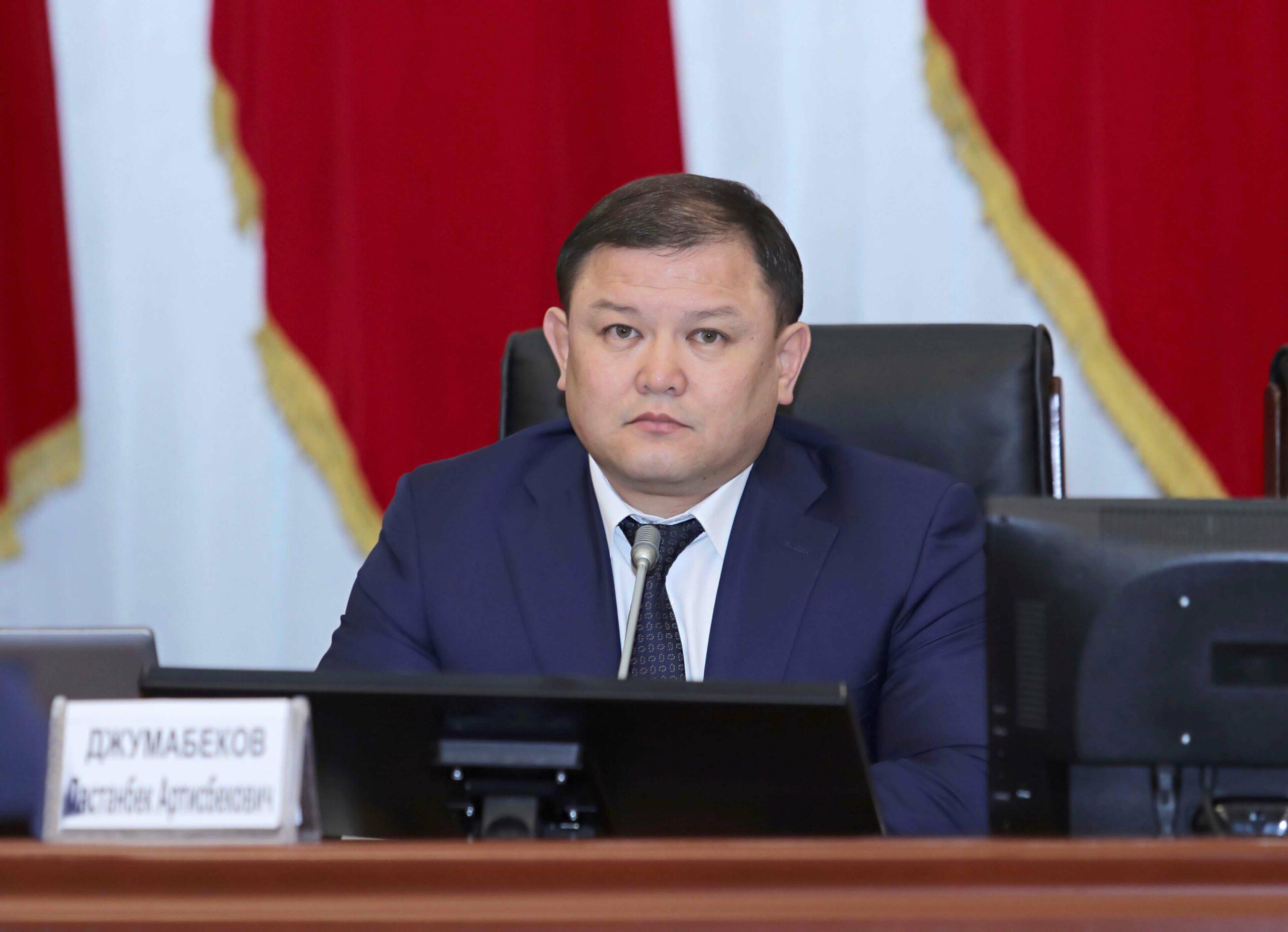 Жумабеков премьер-министрге: коронавирустун экинчи толкунуна даяр туруңуз – видео