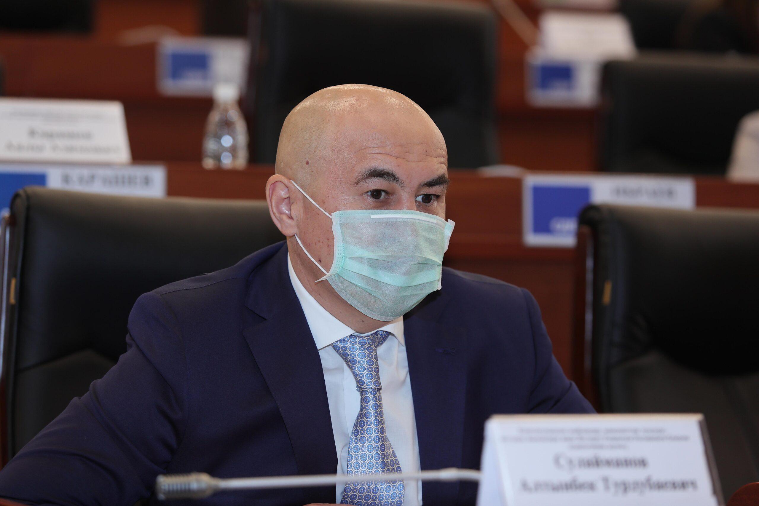 Депутат Сулайманов: Өкмөт саат сыяктуу иштеши керек