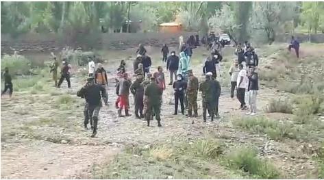 Кыргыз-Тажик чек арасы: Милициянын көзөмөлү күчөтүлөт