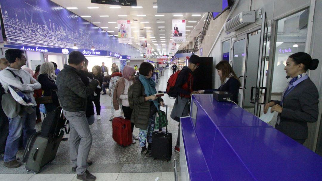 Бишкекке Корея жана Япониядан 43 кыргызстандык кайтып келди