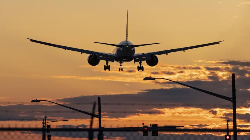 Кыргызстан аэропортторун 15-июндан тарта эл аралык авиабилдирүүлөрдү кабыл алууга даярдап жатат — видео