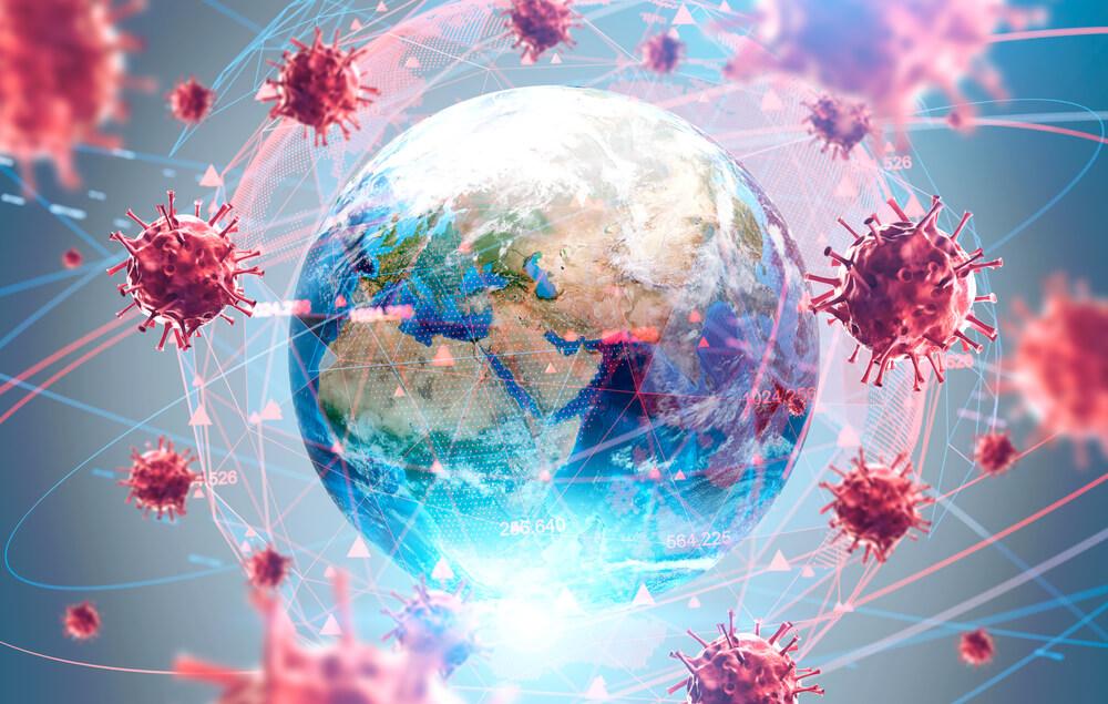 Дүйнө жүзүндө коронавирус 5 млндон ашык кишиге жугуп, 346 миң адамдын өмүрүн алды