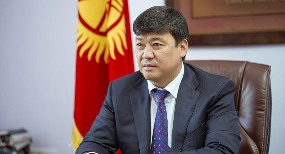 «Өнүгүү-Прогресс» фракциясынын лидери Бакыт Төрөбаевден коронавирус аныкталды