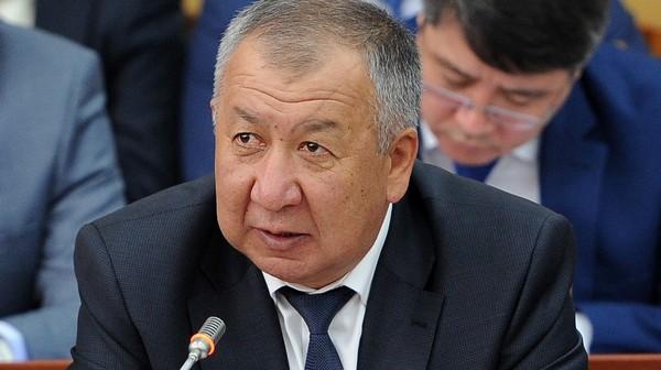 Боронов Өбекстандын премьер-министри менен жолугуп, чек араны талкуулайт