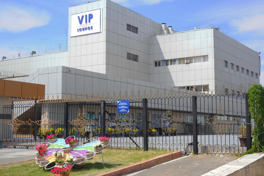 «Манас» аэропорту VIP залдардын ишмердүүлүгүн убактылуу токтотту