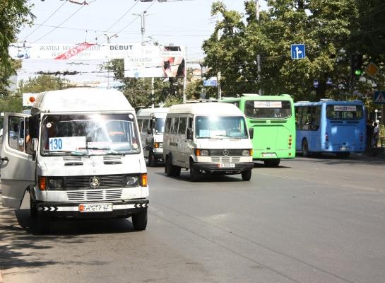 Бишкекте эс алуу күндөрү коомдук транспорттор токтотулат