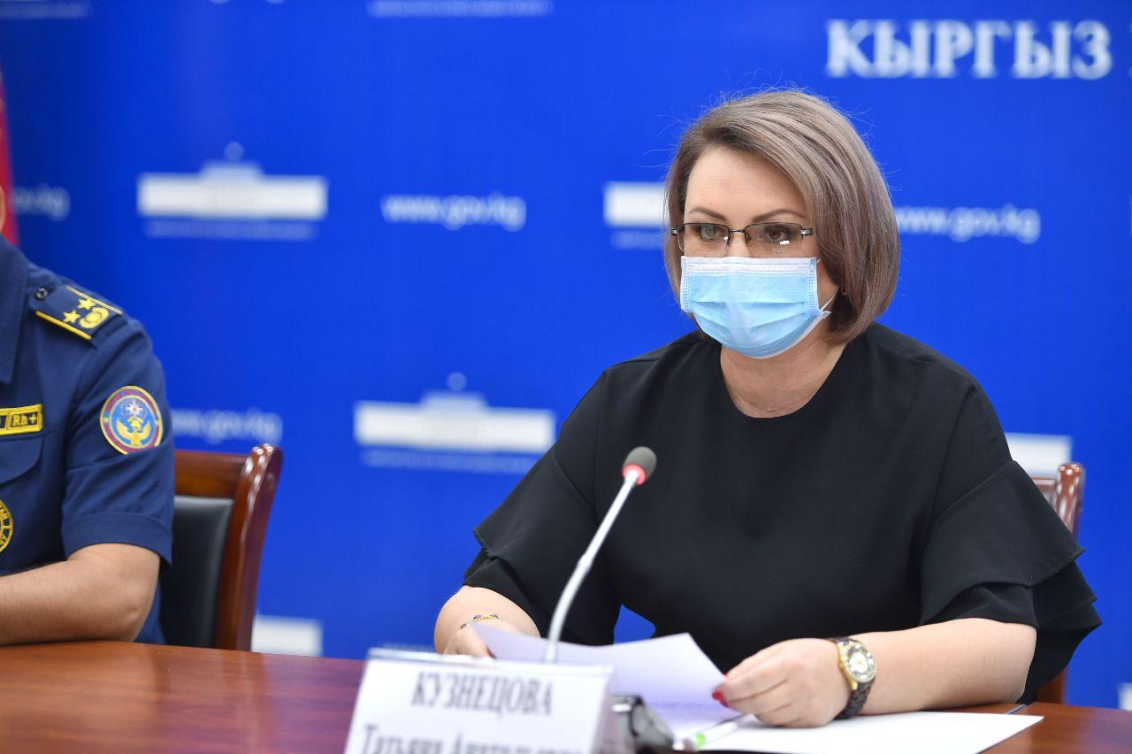 Мэрия: Коронавирус Бишкектин 25 конушундагы жашоочулардан аныкталды